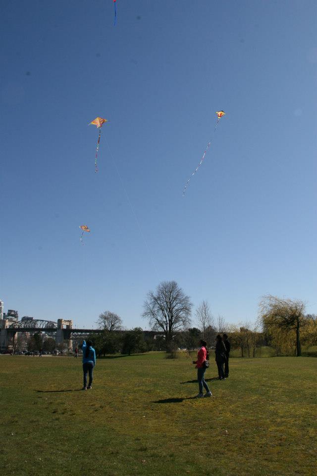 flying-kites