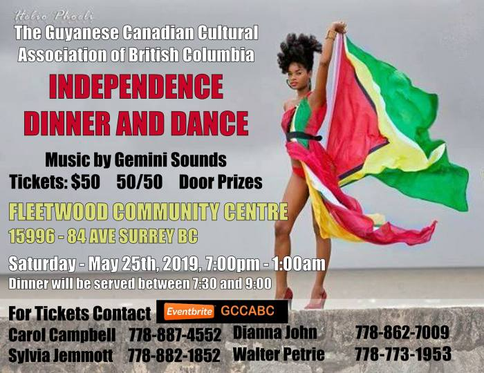 Independence Dance and Dinner